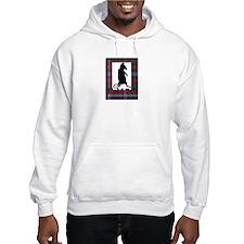 Hooded Rat Sweatshirt
