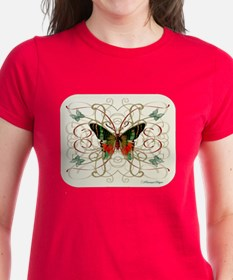 Symphonic Butterfly Tee