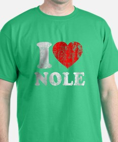 I Love Nole! T-Shirt