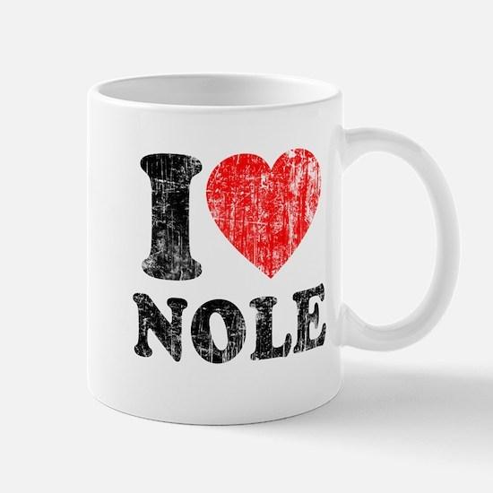 I Love Nole! Mug