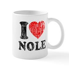 I Love Nole! Small Mugs