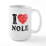 I Love Nole! Large Mug