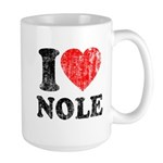 I Love Nole! Large Mug