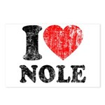 I Love Nole! Postcards (Package of 8)