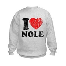 I Love Nole! Jumper Sweater