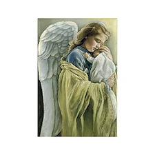 Escort to God by Melissa Dayton Magnets