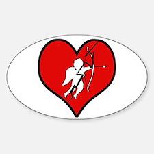 Cute Avcboycott Sticker (Oval)