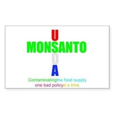 Contaminating the Food Supply Decal
