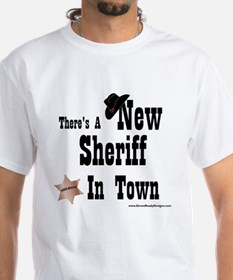 new sheriff T-Shirt