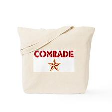 Communist Comrade Tote Bag