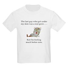 Defeated Germ T-Shirt