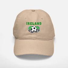 Ireland Soccer Baseball Baseball Cap