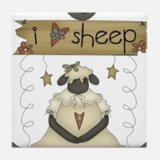 Sheep Tile Coaster