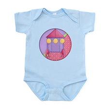 Spaceship Infant Bodysuit