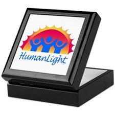 Cute 2009 logo Keepsake Box