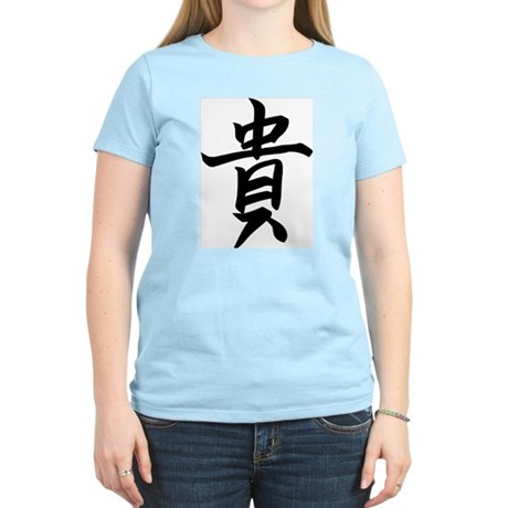 Kanji Honor Women's Light T-Shirt