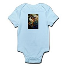 We are all animals Infant Bodysuit