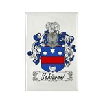 Schiavoni Coat of Arms Rectangle Magnet (100 pack)