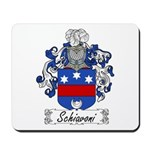 Schiavoni Coat of Arms Mousepad