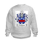 Schiavoni Coat of Arms Kids Sweatshirt