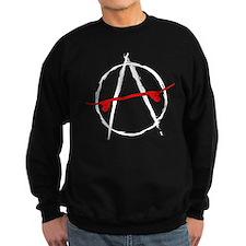 skate anarchy Jumper Sweater
