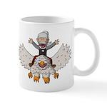 Keydar and Gryphon Mug