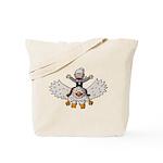 Keydar and Gryphon Tote Bag