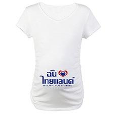 I Love (Heart) Thailand Shirt