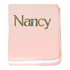 Nancy baby blanket