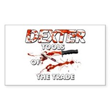 Dexter ShowTime Tools of the Decal