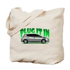 Leaf - Plug It In Tote Bag
