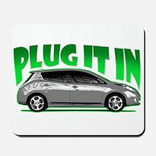 Leaf - Plug It In Mousepad