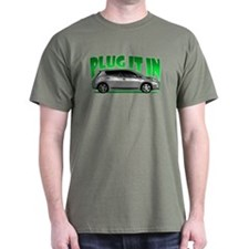Leaf - Plug It In T-Shirt