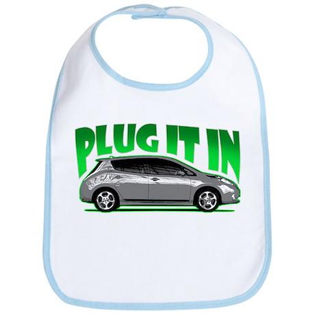 Leaf - Plug It In Bib