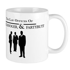 Booger Booger and Fartybutt Mug