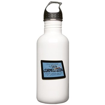 Tech Curmudgeon Stainless Water Bottle 1.0L