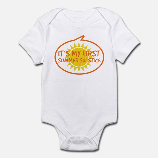 Baby's First Summer Solstice Infant Bodysuit