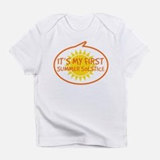 Baby's First Summer Solstice Infant T-Shirt