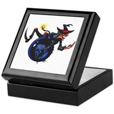 Tattoo Keepsake Box