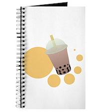 Cute Boba Journal