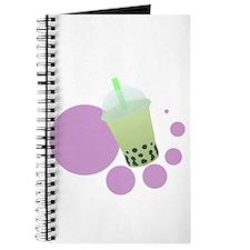Honeydew Bubble Tea Journal