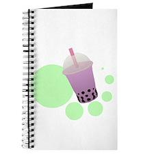 Taro Bubble Tea Journal