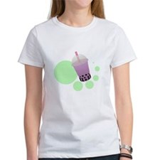 Taro Bubble Tea Tee