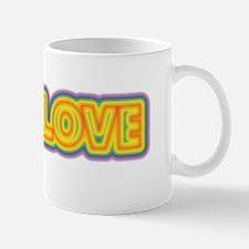 CRAZYFISH love Mug