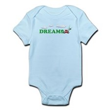 Broken Dreams Infant Bodysuit