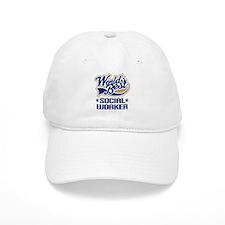 Social Worker Gift Baseball Cap