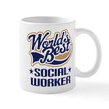 Social worker Coffee Mugs