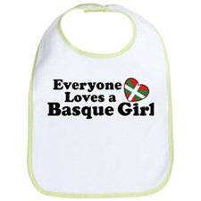 Everyone Loves a Basque Girl Bib