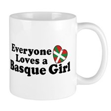 Everyone Loves a Basque Girl Mug