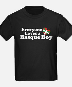 Everyone Loves a Basque Boy T
